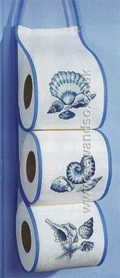 Shop online for Shells Toilet Roll Tidy Cross Stitch Kit at sewandso.co.uk. Browse our great range of cross stitch and needlecraft products, in stock, with great prices and fast delivery.