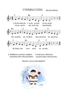 Kids Songs, Ukulele, Word Search, How To Plan, Words, Fictional Characters, Winter, Carnavals, Nursery Songs