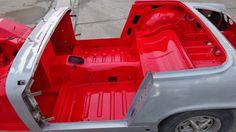 Viper Red Midget ~ Glory Days Autmotive Restoration - Classic Cars
