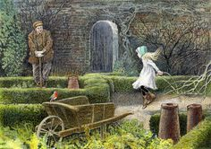 The Secret Garden - Inga Moore