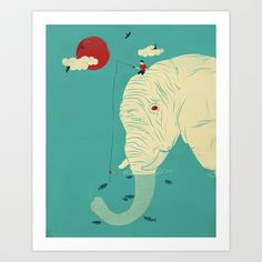 Buy Fishin' Buddy by Jay Fleck as a high quality Art Print. Worldwide shipping available at Society6.com. Just one of millions of products available.