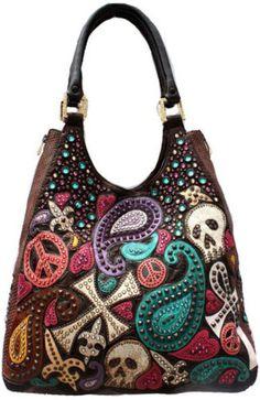 Kippy Handbag-Love my western handbags....
