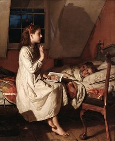 Seymour Joseph Guy (American painter, 1824-1910)