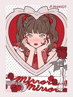 Anime Art Girl, Manga Art, Aesthetic Art, Aesthetic Anime, Poses References, Cute Art Styles, Dibujos Cute, Kawaii Wallpaper, Pastel Art