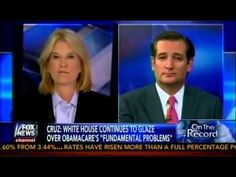 Sen. Ted Cruz with Greta Van Susteren on Defunding Obamacare - [08/22/13] - ***Sen. Cruz Is On A Mission... God Bless You Sen. Cruz... Texas Loves You!!!!!