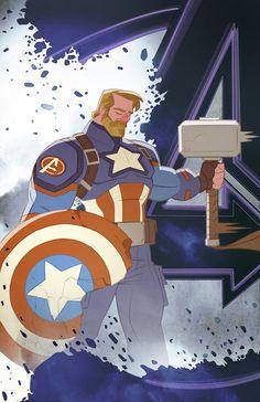 Marvel Captain America, Marvel Funny, Marvel Heroes, Marvel Avengers, Avengers Memes, Avengers Fan Art, Avengers Imagines, Avengers Cast, Cartoon Sketches