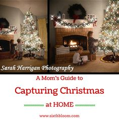 A mom's guide to capturing Christmas at home, Christmas Pictures, Christmas Lights, Bokeh, Photography Tips, Photography Tutorials, Photo Tips, Photography Business Tips