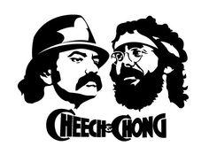 Cannabis Legends and Advocacy Heros! Thanks Guys! Stencils, Stencil Art, Skull Stencil, Tatto Old, Cheech And Chong, Marken Logo, Wood Burning Patterns, Chicano Art, Stencil Patterns