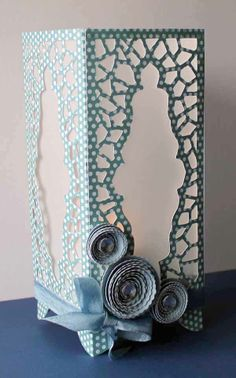Make this #Cricut lantern for your home
