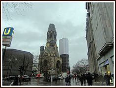 TRIPS AND DREAMS: BERLIN - Kaiser Wilhelm Memorial Church