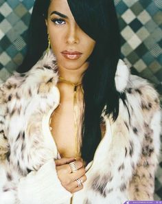 No matter how old you were or what part of the country you lived in, you loved Aaliyah. Like seriously. #rip