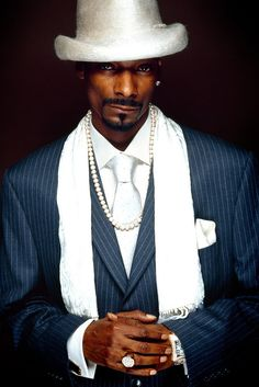 Snoop Dogg by Nigel Parry