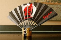 Authentic Japanese Hand Fan - Samurai (Black) !$8.00  The Japanese hand fans are an important symbol in Japan . They were used by warriors as a form of weapon, actors and dancers for performances, and children as a toy. In Japan fans are given to others as present and serve as trays for holding gifts. You would also find them sometimes used in religious ceremonies and events.