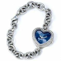 Ladies NBA Memphis Grizzlies Heart Watch Jewelry Adviser Nba Watches. $60.00