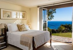 A room with a view in Malibu, CA