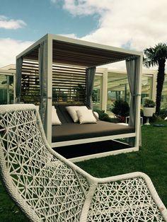 Augusta Spa Resort (Sanxenxo) Feng Shui, Relax, Resort Spa, Outdoor Furniture, Outdoor Decor, Sun Lounger, Blog, Home Decor, Gardens