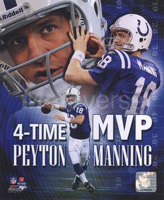 Peyton Manning MVP