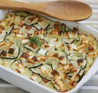 """Recette - """"Tian"""" de légumes à l'huile d'olive, agneau et basilic - Les recettes pour bébés et mamans de Blédina"""