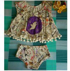 Conjunto fashion baby!!