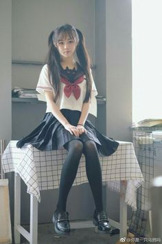17 Adorable Japanese School Uniforms To Fall In Love With - RolecosplayMichel Scherptong's media statistics and analytics School Girl Japan, School Uniform Girls, Japan Girl, Cute School Uniforms, Cute Asian Girls, Beautiful Asian Girls, Cute Girls, Japonese Girl, Feminized Boys