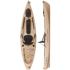 A brand new kayak! Your old one is full of dents and bumps:)