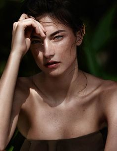 emma tempest beach9 Jacquelyn Jablonski Hits the Beach for Vogue Russia by Emma Tempest