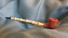 Jecha pipes bamboo churchwarden. For sale!
