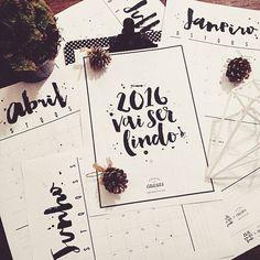 Calendários 2016 para baixar e imprimir | http://omundodejess.com/-0001/11/download-calendarios-2016-para-baixar-e-imprimir/