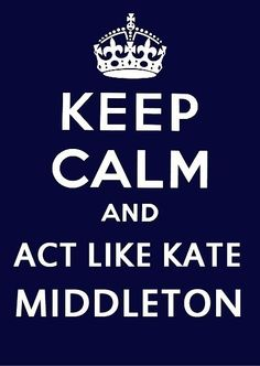 Kate Middleton kimjackson