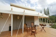 The Aman Tent