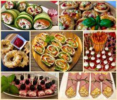 Imprezowe Hity! Ponad 30 pomysłów na przekąski, dania, sałatki i przystawki na przyjęcie :)) - Blog z apetytem