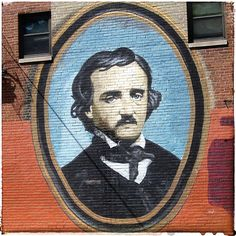 PENNSYLVANIA   l   Edgar Allan Poe spent some of his most productive years in Philadelphia. The author's home, now The Edgar Allan Poe National Historic Site, pays tribute to Poe's life. #authors_home
