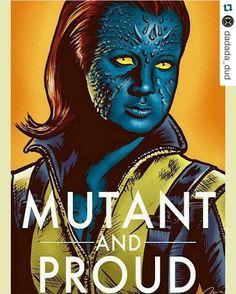 An unlikely hero.  : @hefnatron. #TBT  See more in the X-Men Movies App. #XMenFansOfTheWeek by xmenmovies