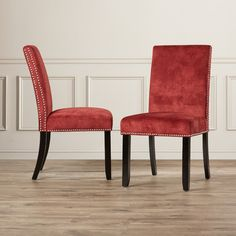 Redfield Nail Head Dining Chair
