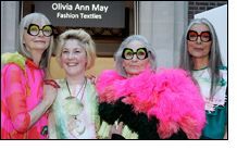 Designer Olivia Ann creates women's line for over 60's