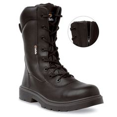 Jallatte Jalevolution Safety Boots - £55.50 - www.safetyandworkwearstore.co.uk