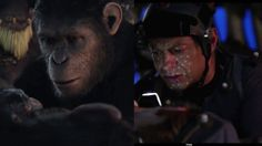 Making of Dawn of the Planet of the Apes... What a man!