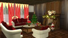 Lana CC Finds - Vitasims Christmas Eve TS3 Conversions