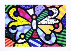 Best value Romero Britto Painting – Great deals on Romero Britto Painting from global Romero Britto Painting sellers Butterfly Painting, Butterfly Art, Art Drawings For Kids, Art For Kids, Canvas Poster, Canvas Art, Bright Colors Art, Pop Art, Cartoon Butterfly