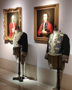 "1651031d4 Henry Poole   Co Ltd on Instagram  ""Delighted to take part in   londonartweek  on display a Privy Councillors  Full Dress Coat of midnight  blue superfine ..."