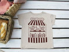 Pinata Pum COLLECTION BOULANGERIE - Shirt
