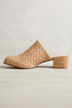 83accc01a88f Nude Woven Lux Mule 2