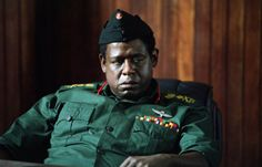 2006 - Forest Witaker - The Last King of Scotland.  His performance as Ugandan director Idi Amin Dada.
