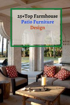 25+Top Farmhouse Patio Furniture Design #patiofurnituredesign House Furniture Design, Furniture Decor, Outdoor Furniture Sets, Outdoor Decor, Wooden Pallets, Farmhouse, Patio, Top, Home Decor