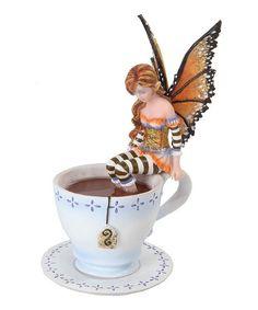 Love this Warm Toes Fairy Figurine on #zulily! #zulilyfinds