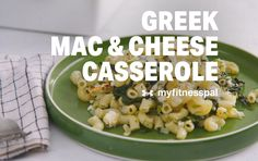 Feta cheese, along with tons of spinach and of herbs means this green-packed version of mac and cheese has plenty of flavor without a heavy cream sauce.