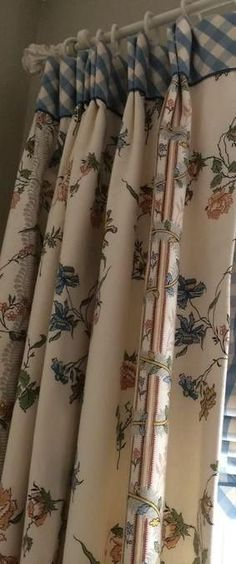 Drapery Panels, Window Panels, Window Coverings, Panel Curtains, Window Treatments, Striped Curtains, Pleated Curtains, Rideaux Country, Pinch Pleat Curtains