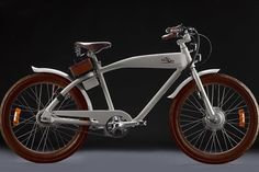 Hier eine weitere Farbvariante des Italjet E-Bikes.