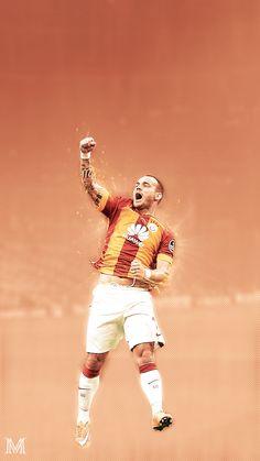 Sneijder Red