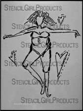 StencilGirl Products : Search Stencils by Artist